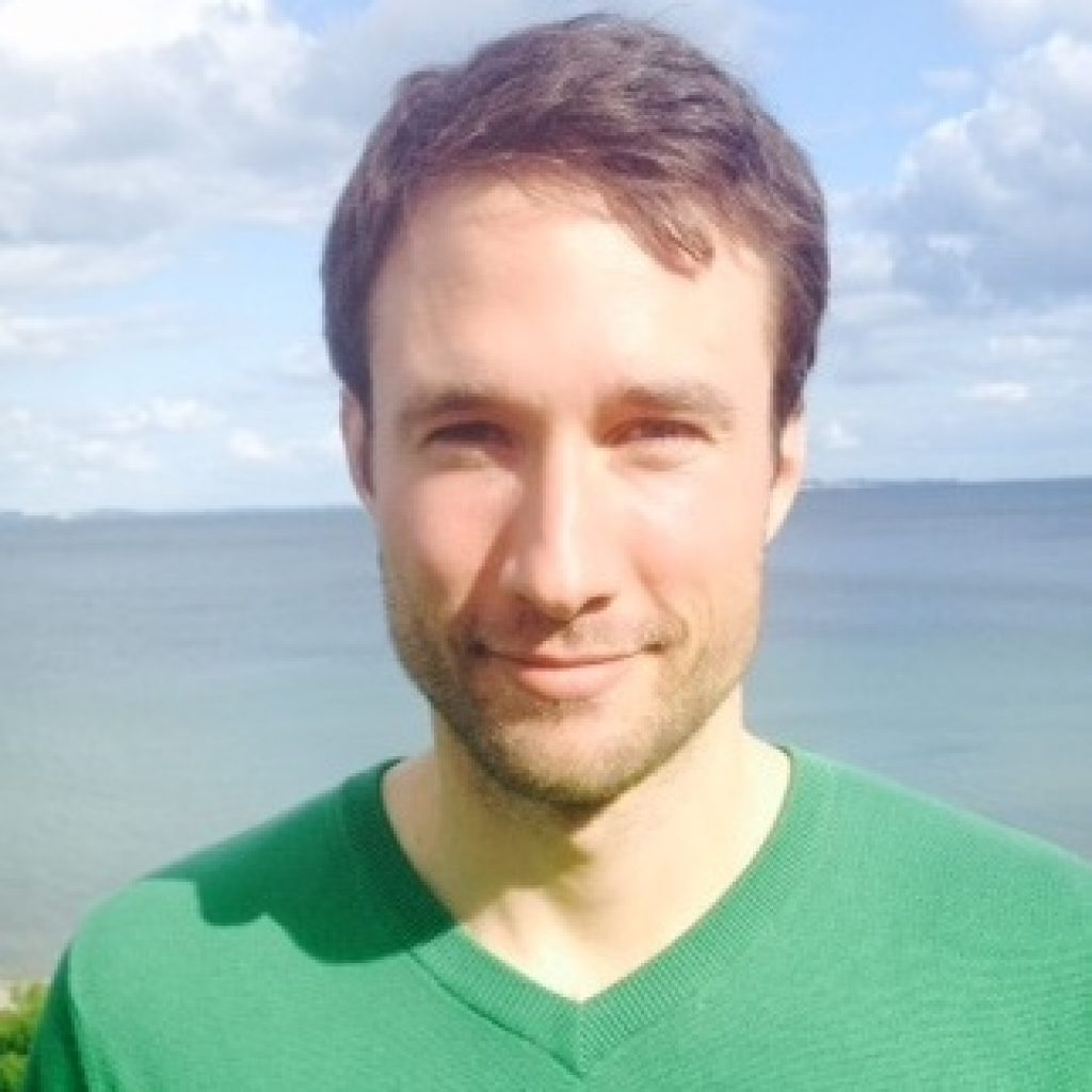 Mikkel Bruun Svendsen - Dansk Vegetarisk Forening