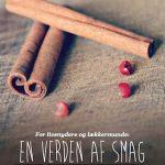 En Verden Af Smag - Opskrifter fra danske vegetarbloggere