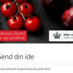 Fødevareministeriet søger idéer til at gøre danskernes kost sundere – indsend din idé her