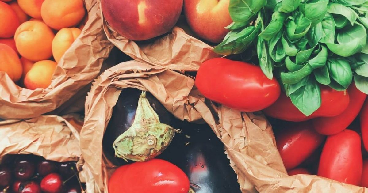 Vegetarisk-kost