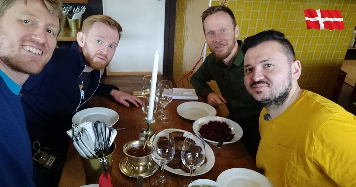 Danmarks nye vegetariske nationalret