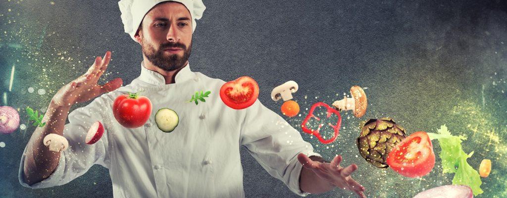 Opskrifter udviklet til de offentlige køkkener